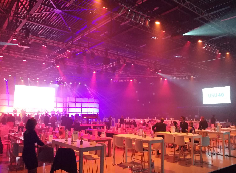 Lichttechnik, Beleuchtung, Konferenz