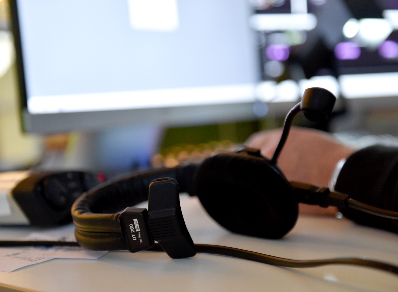 Tontechnik, Kopfhörer, Konzert, Kongress