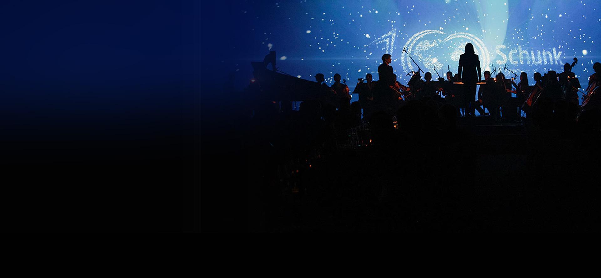 Lichttechnik, Home, Bühne, Event, Orchester