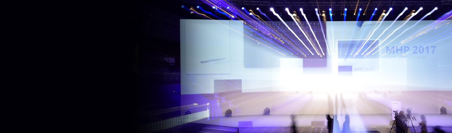 Lichttechnik, Lichtkonzepte, Events, Scheinwerfer