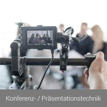 Konferenz-, Präsentationstechnik, Technik, Kamera
