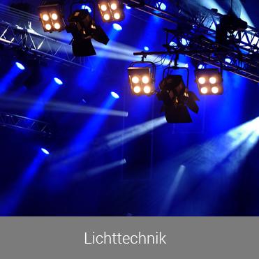 Lichttechnik, Technik, Scheinwerfer