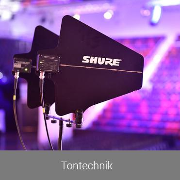 Tontechnik, Kamera
